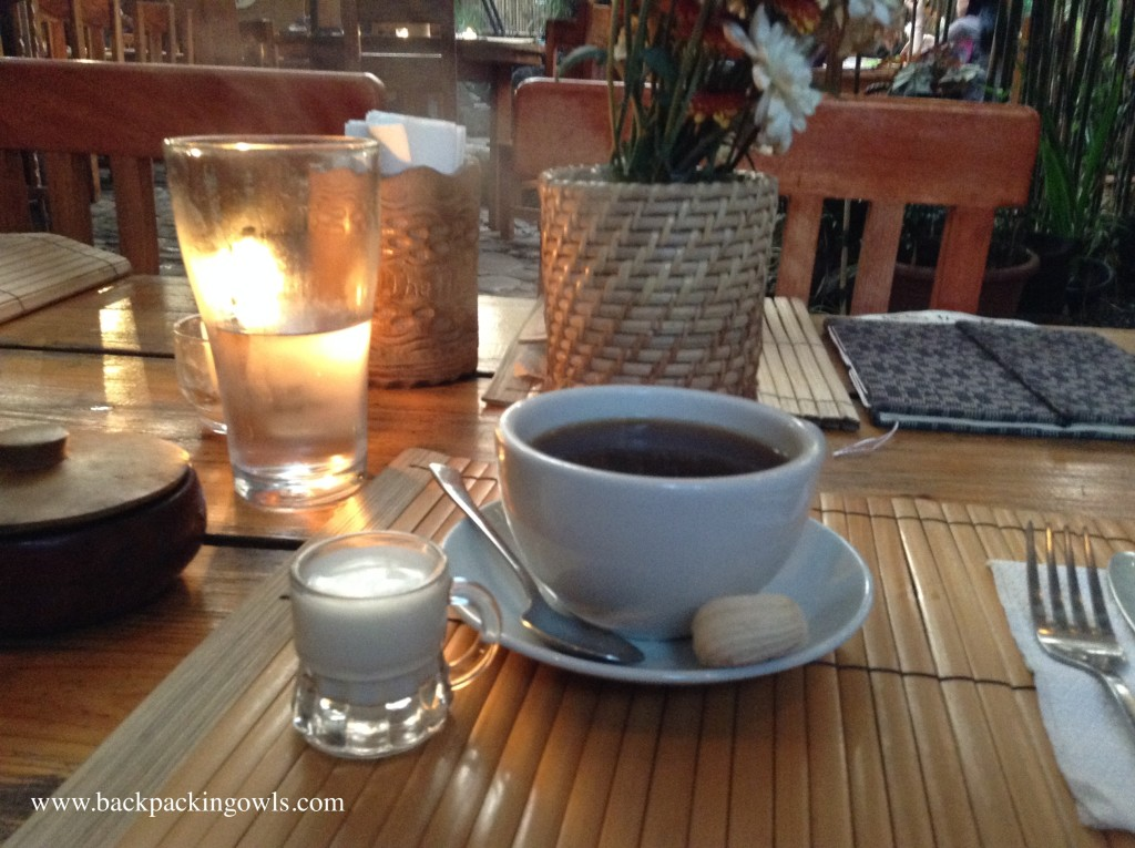 Food Flashback Friday: Cafe by the Ruins Baguio City